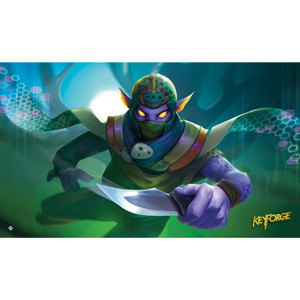 Keyforge Finishing Blow Playmat