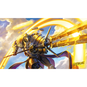 Keyforge: Raiding Knight Playmat
