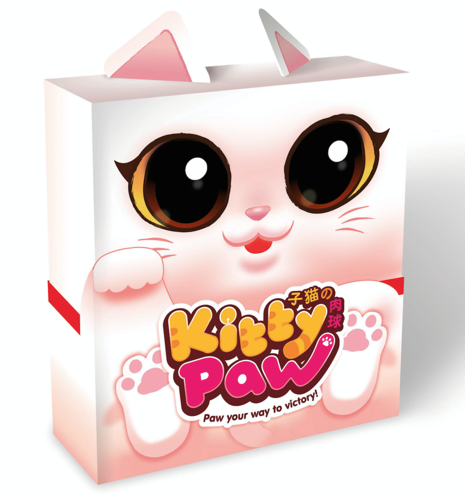 Kitty Paw (2017 English Edition)