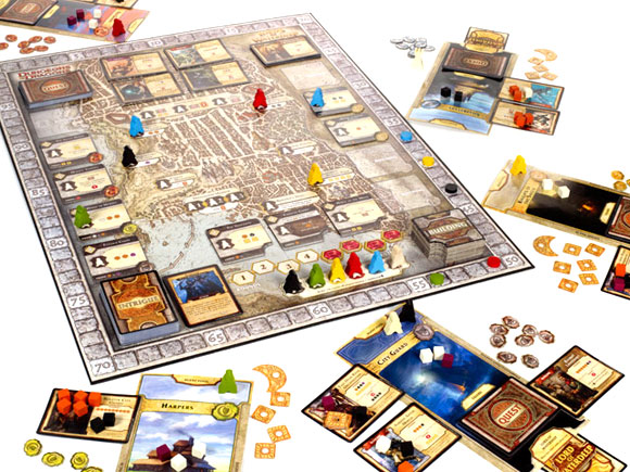 Lords of Waterdeep - Click pe Imagine pentru a Inchide