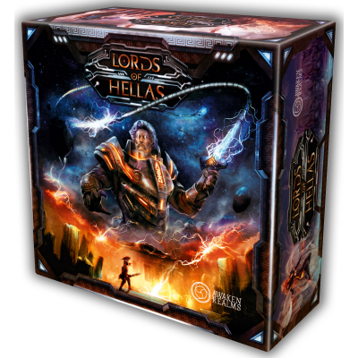 Lords of Hellas ( Kickstarter Titan COLLECTION )
