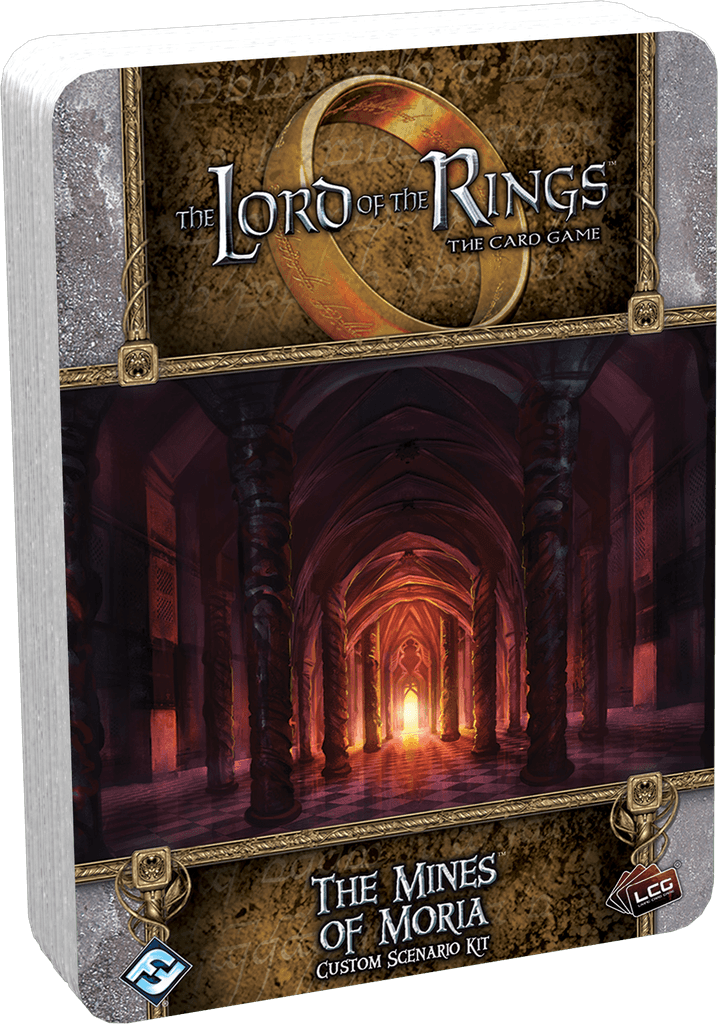 The Lord of the Rings: The Card Game – The Mines of Moria
