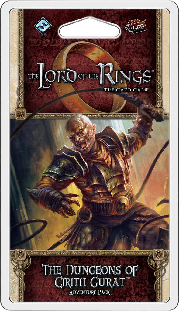The Lord of the Rings:The Card Game–The Dungeons of Cirith Gurat