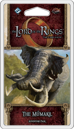 The Lord of the Rings: The Card Game – The Mumakil