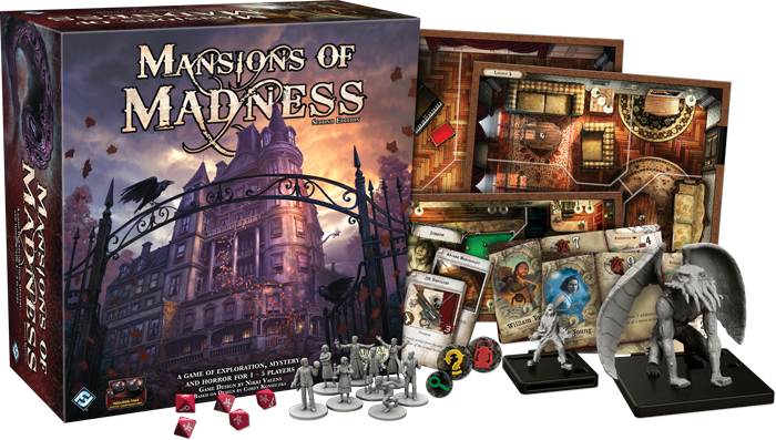 Mansions of Madness: Second Edition - Click pe Imagine pentru a Inchide