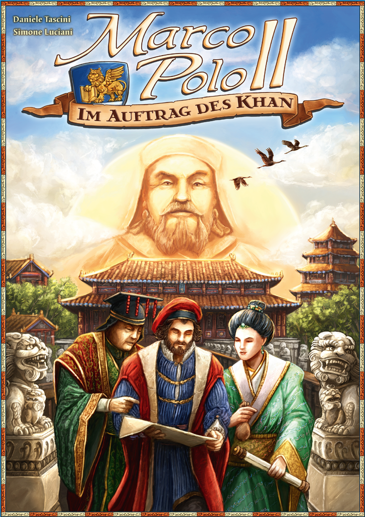 Marco Polo II: In the Service of the Khan (German Edition)