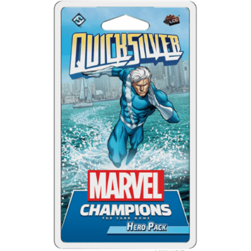 Marvel Champions: The Card Game – Quicksilver
