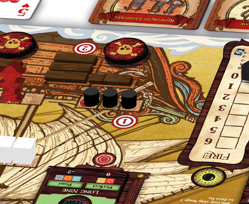 Merchants & Marauders: Broadsides