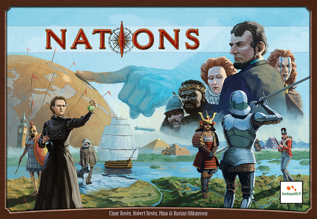Nations (2014 English Second Edition)