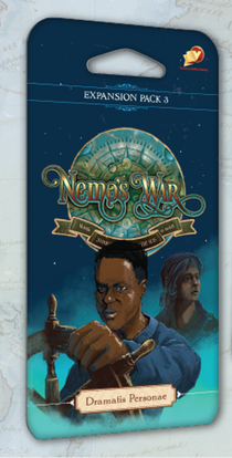 Nemo's War (2nd Edition): Dramatis Personae Expansion Pack # 3