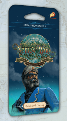 Nemo's War (2nd Edition): Bold and Caring Expansion Pack #2