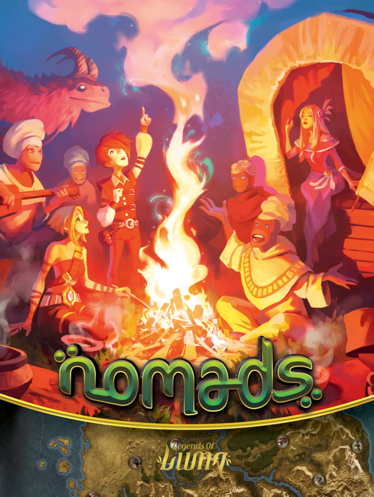 Nomads! Legends of Luma