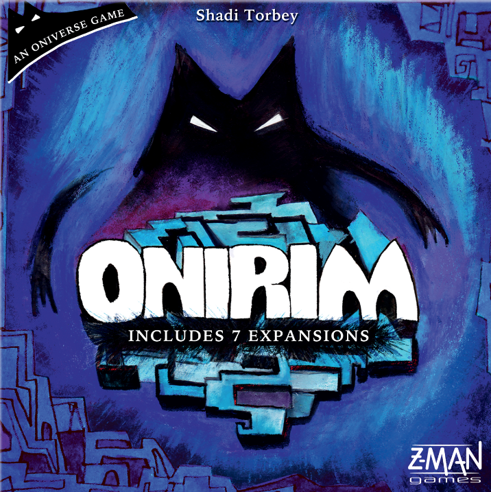Onirim (2014 English Second Edition)