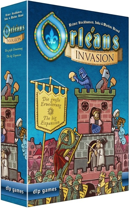 Orleans: Invasion + Promo: Vineyard and Messe Special - Click pe Imagine pentru a Inchide