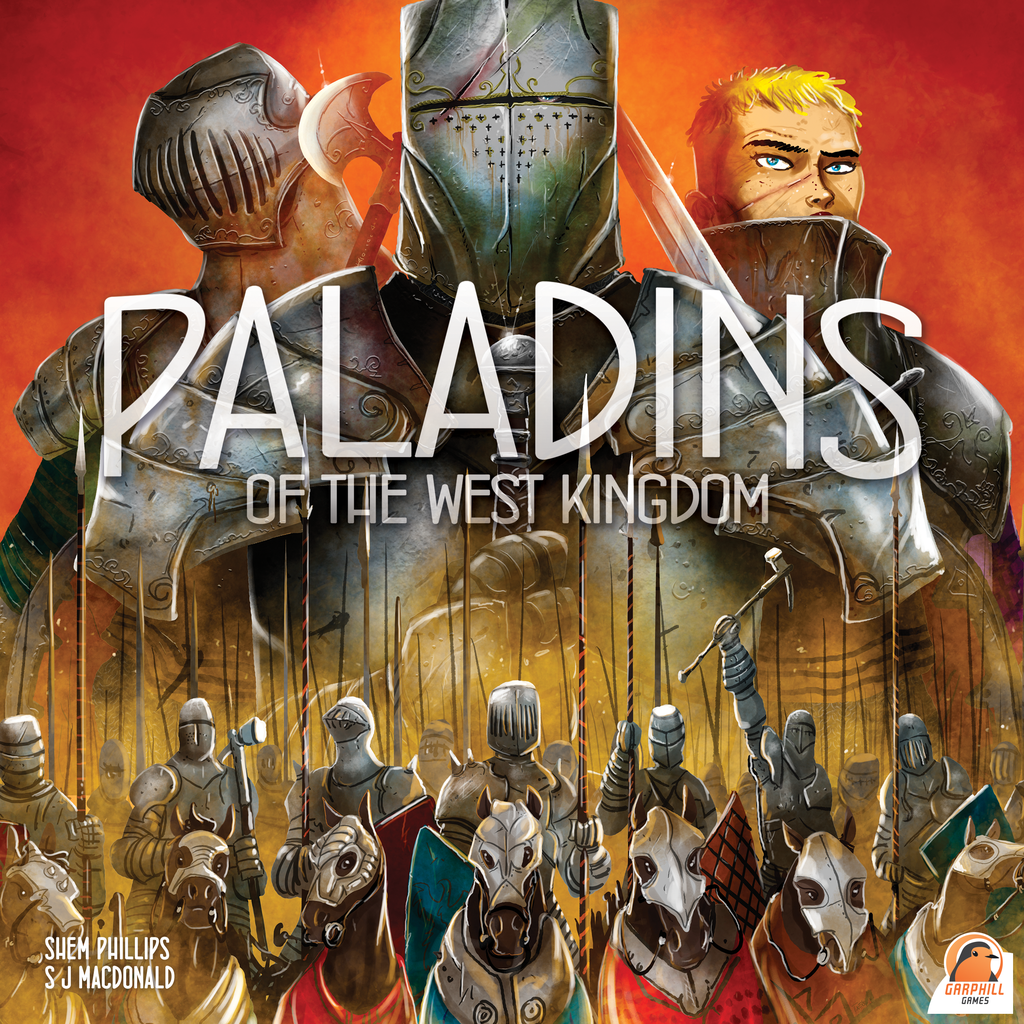 Paladins of the West Kingdom (2019 Coin Kickstarter Edition)