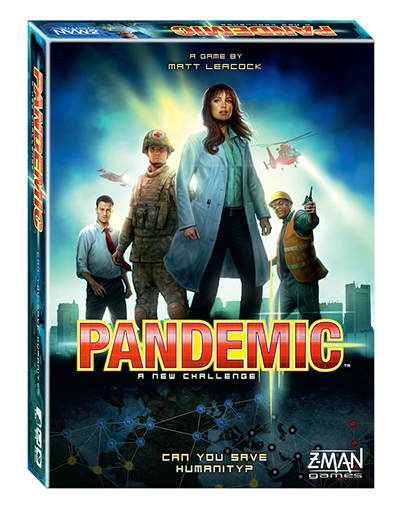 Pandemic - editia 2015 (Arabian-English Edition)