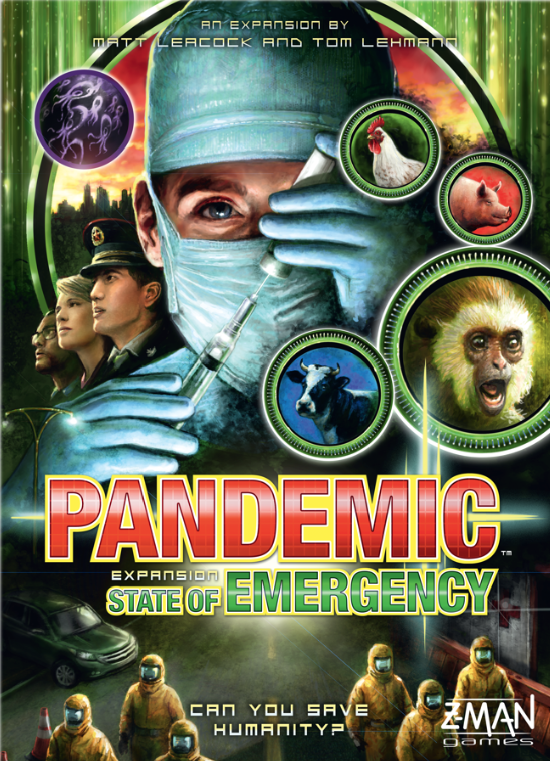 Pandemic: State of Emergency - Click pe Imagine pentru a Inchide