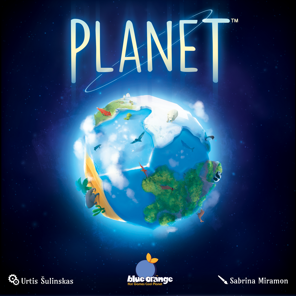 Planet (2018 Multilingual Edition)