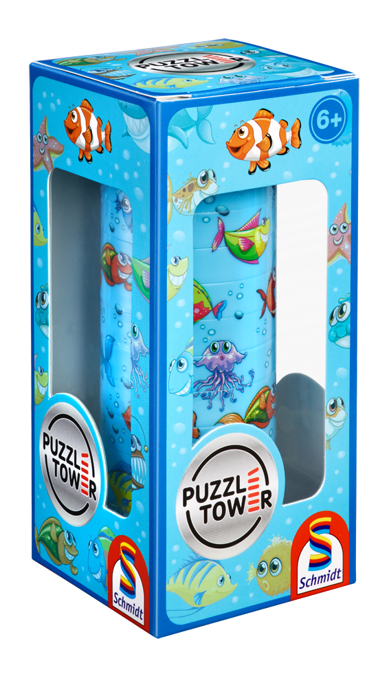 PUZZLETOWER CHILDREN, WATERWORLD