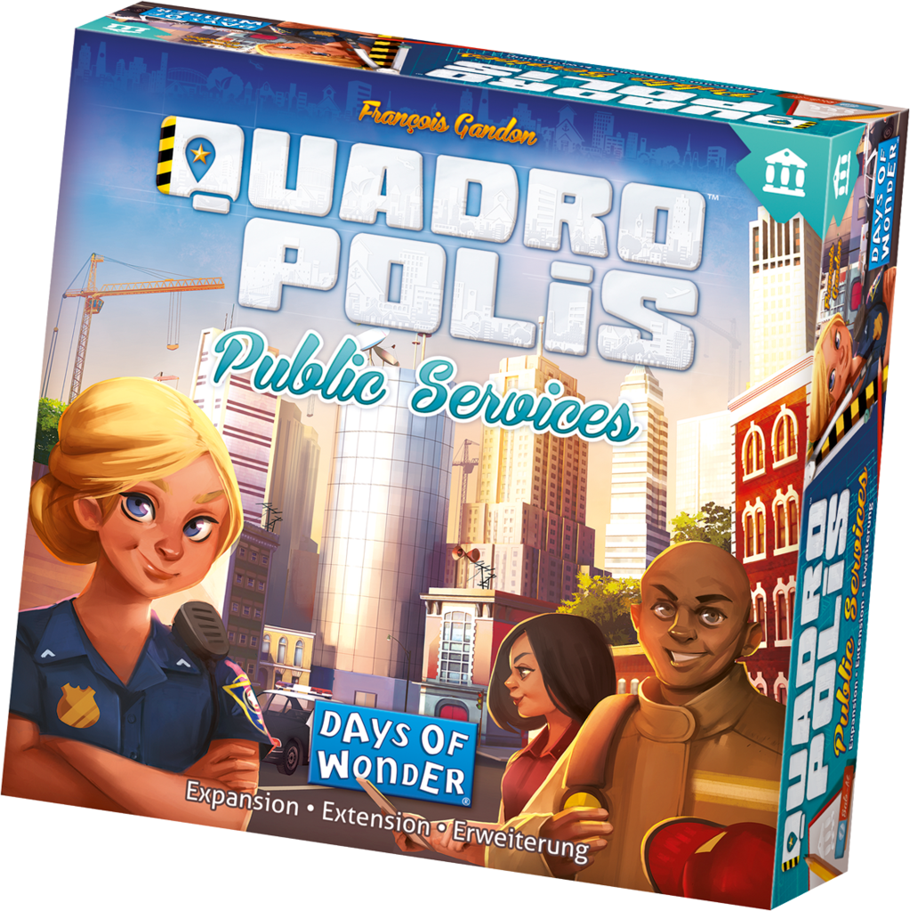 Quadropolis: Public Services (2017 English First Edition)