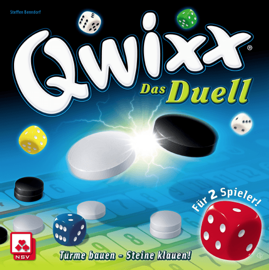 Qwixx: The Duel (German Edition)