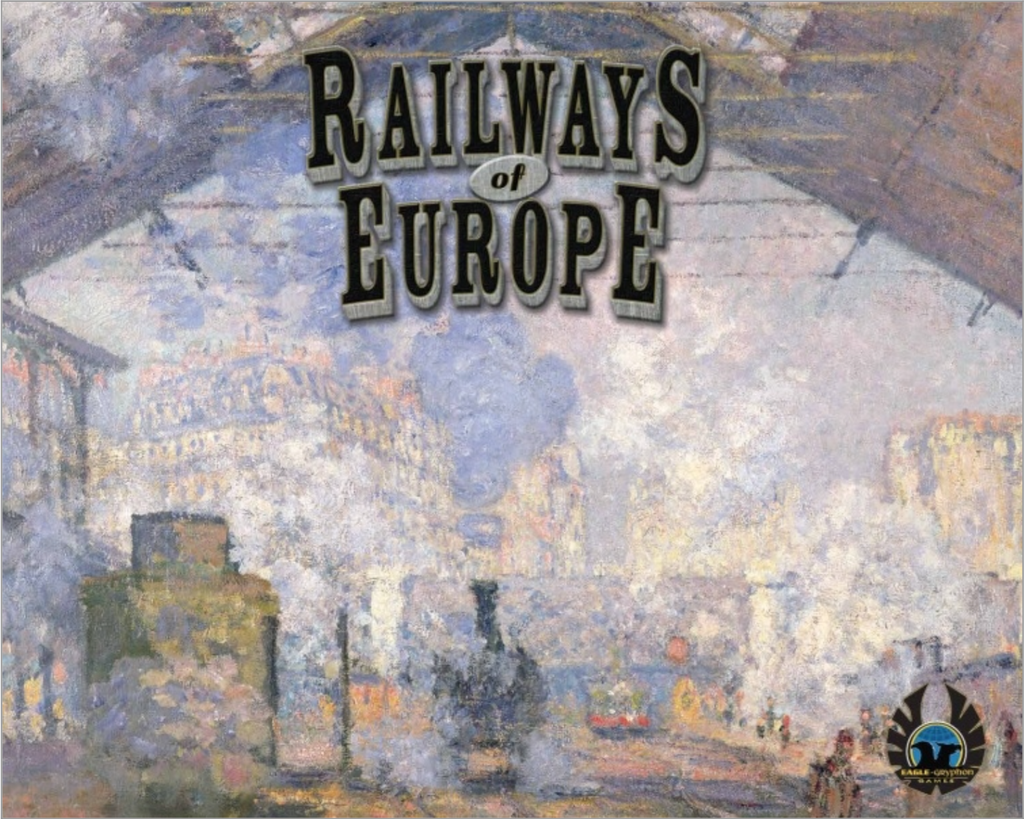 Railways of Europe (2017 English Third Edition)