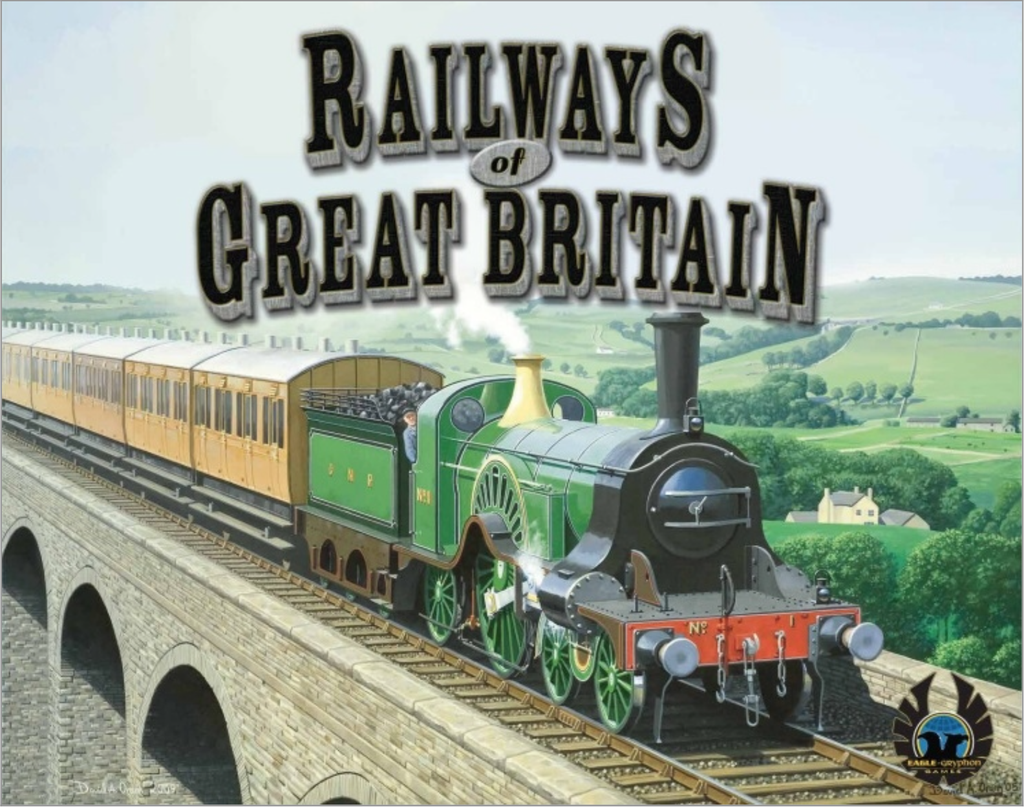 Railways of Great Britain (2017 English Second Edition)