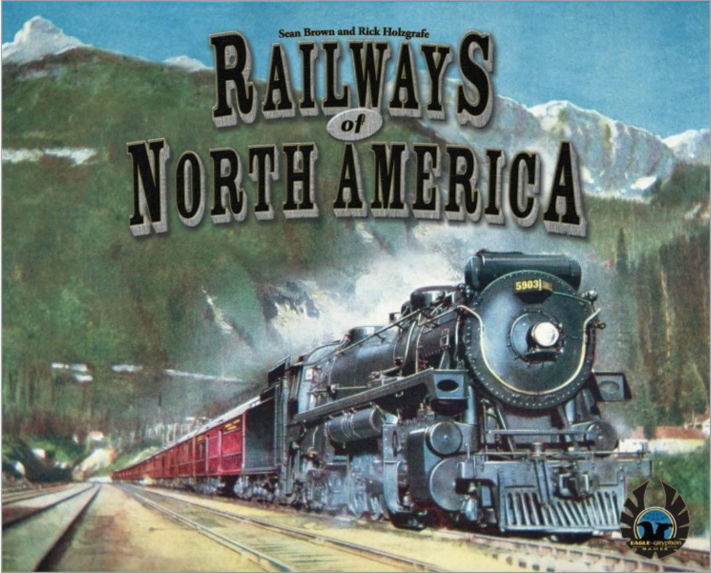 Railways of North America (2017 English Second Edition)