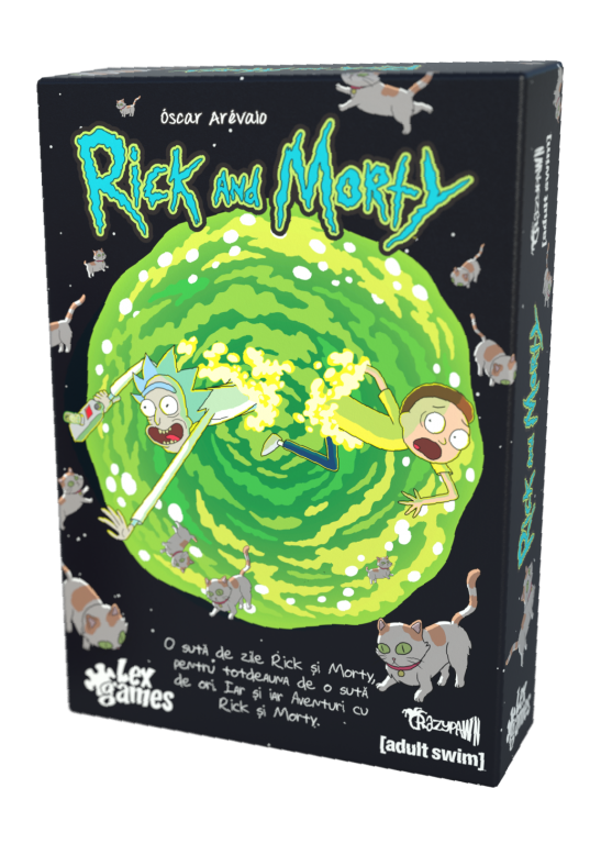Rick and Morty: 100 de zile