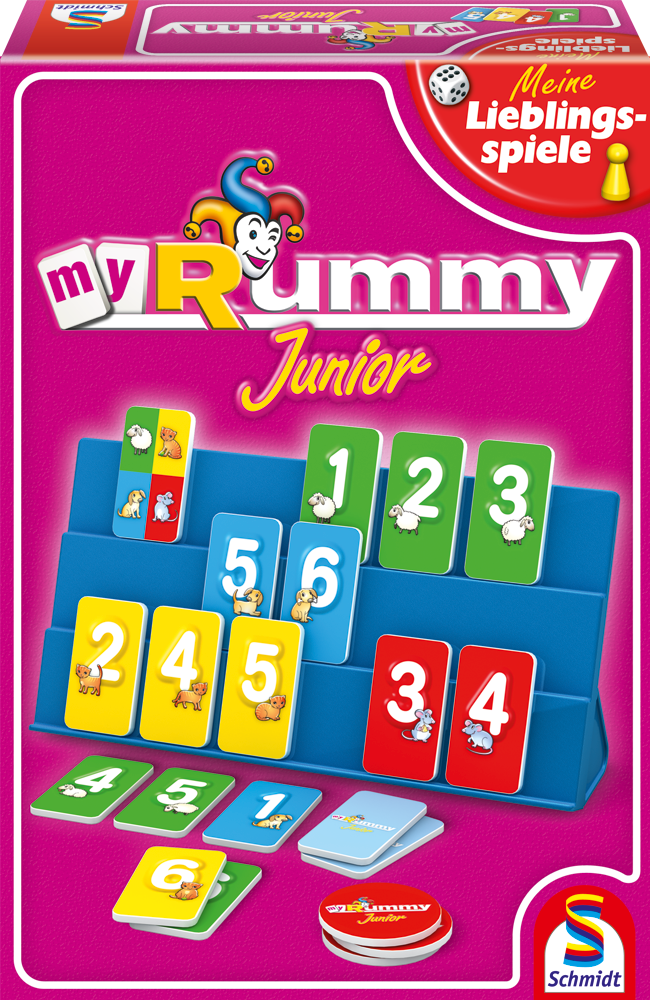 My Rummy Junior, Revised