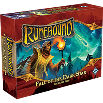 Runebound (Third Edition): Fall of the Dark Star