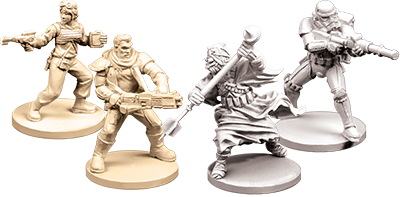 Star Wars: Imperial Assault – Twin Shadows