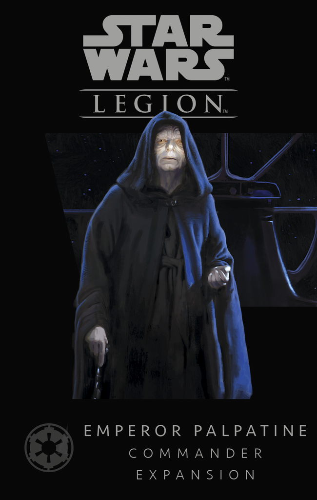 Star Wars: Legion – Emperor Palpatine Commander