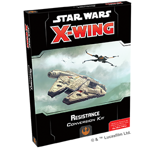 Star Wars X-Wing 2nd Edition - Resistance Conversion Kit