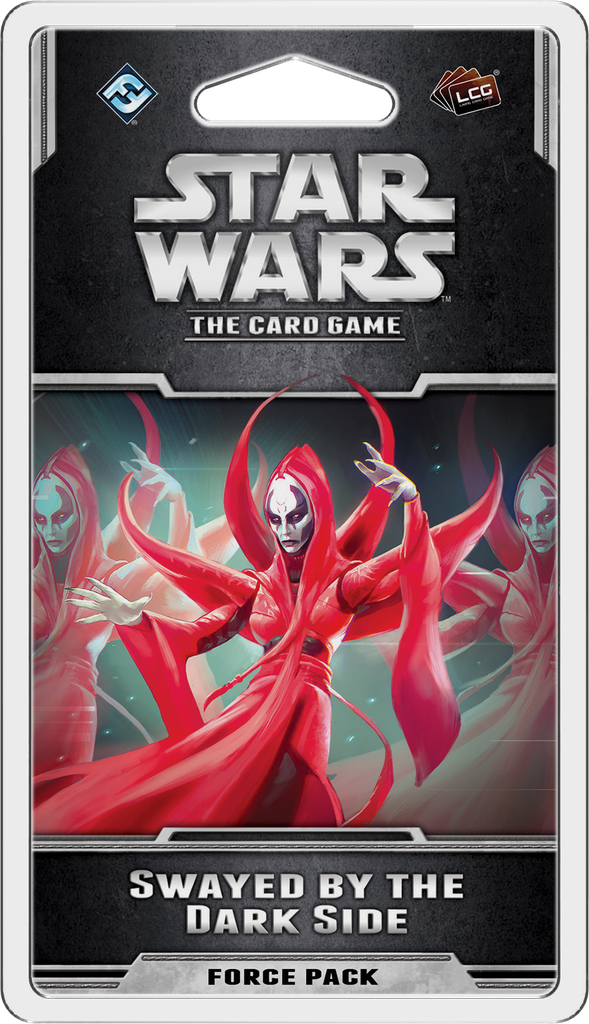 Star Wars: The Card Game – Swayed by the Dark Side