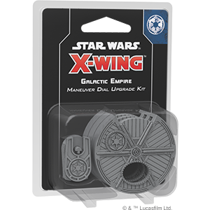 Star Wars: X-Wing 2nd Ed: Galactic Empire Maneuver Dial Upgr Kit