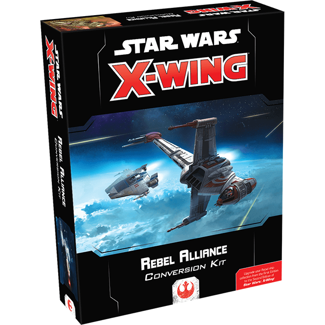 Star Wars: X-Wing 2nd Ed: Rebel Alliance Conversion Kit