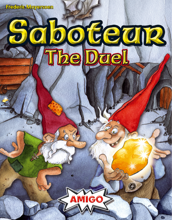 Saboteur 3: The Duel (Romanian Edition)