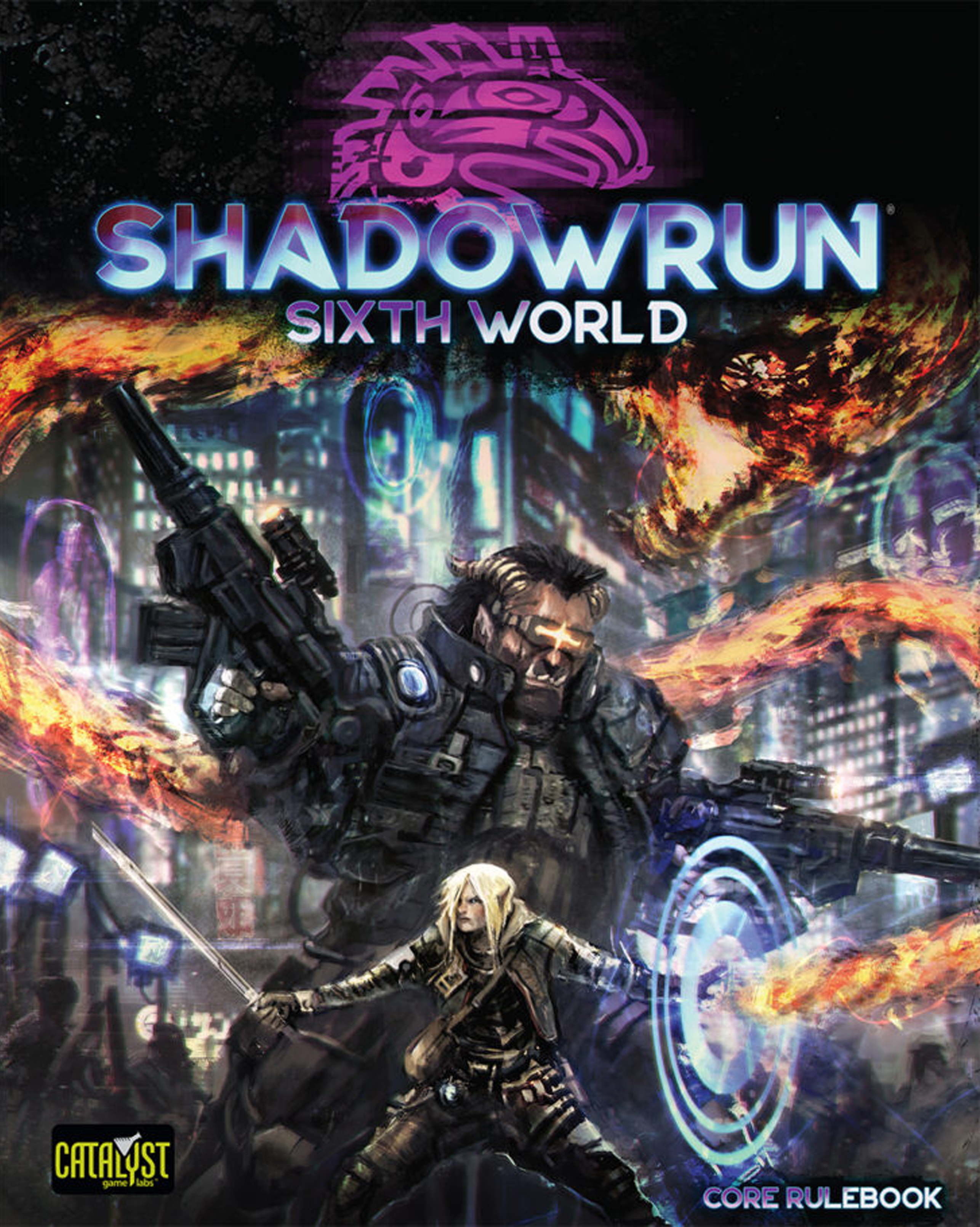 Shadowrun 6th World