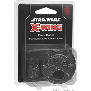 Satr Wars X-Wing 2nd Edition: First Order Maneuver