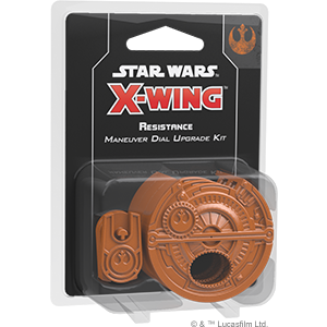 Star Wars X-Wing 2nd Edition: Resistance Maneuver Dial Upgrade