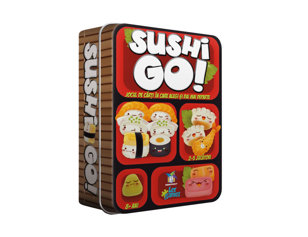 Sushi Go! (2018 Romanian Edition)