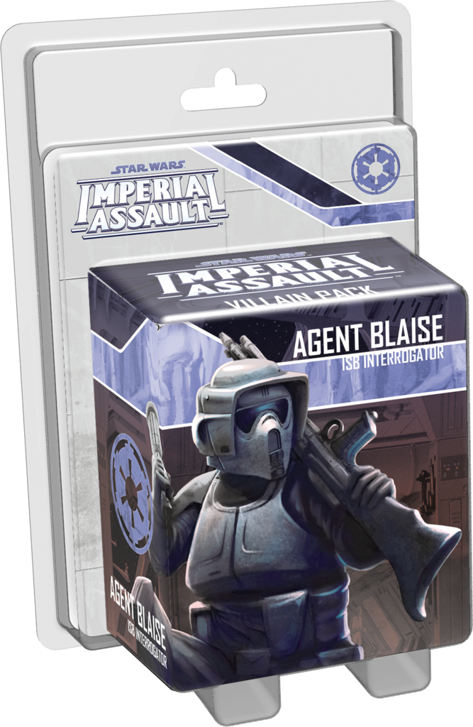Star Wars: Imperial Assault – Agent Blaise Villain Pack