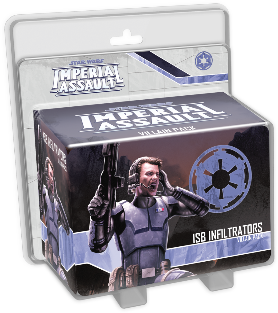 Star Wars: Imperial Assault – ISB Infiltrators Villain Pack