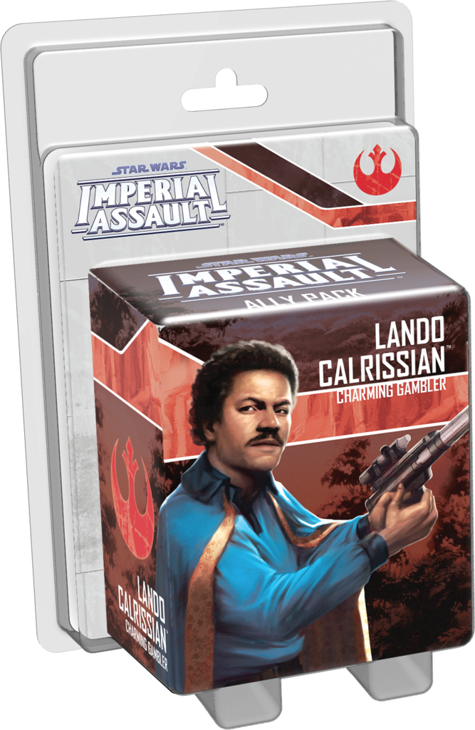 Star Wars: Imperial Assault – Lando Calrissian Ally Pack