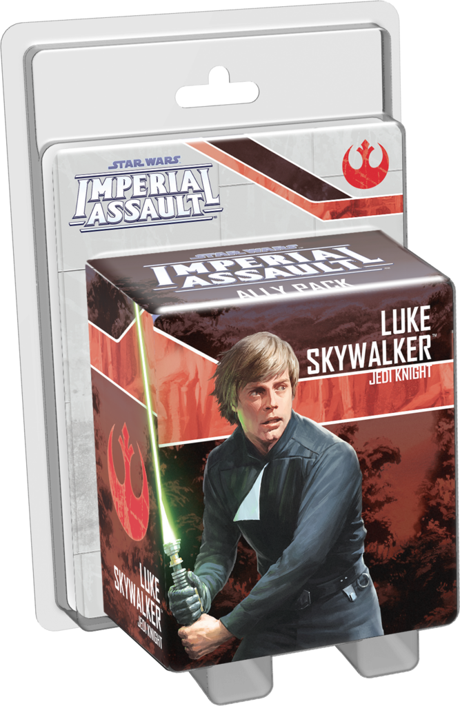 Star Wars: Imperial Assault – Luke Skywalker Jedi Knight Ally
