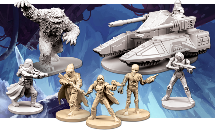 Star Wars: Imperial Assault – Return to Hoth