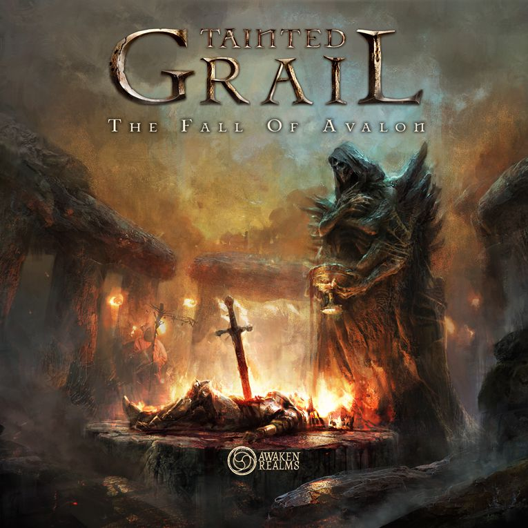 Tainted Grail: The Fall of Avalon (Kickstarter King's Sundrop) - Click pe Imagine pentru a Inchide