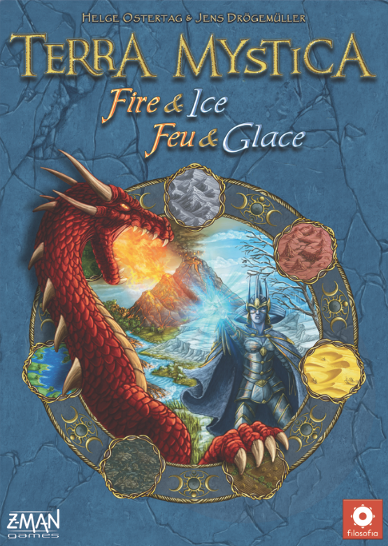 Terra Mystica: Fire & Ice/Feu & Glace (English Edition)