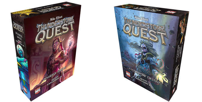 Thunderstone Quest: New Horizons (Kickstarter Edition)